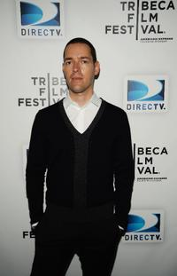 Michael Polish at the DIRECTV Tribeca Press Center.