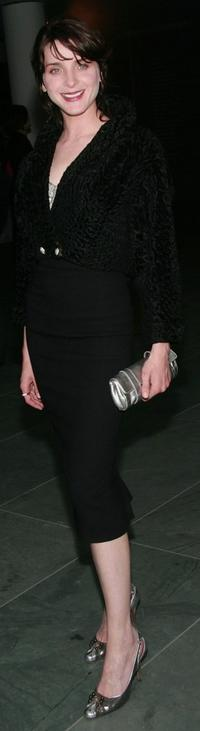 Michele Hicks at the