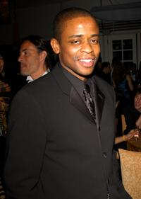 Dule Hill at the HBO Golden Globe After Party.