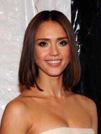 Jessica Alba at the New York premiere of