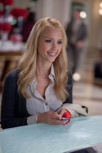 Jessica Alba as Morley Clarkson in