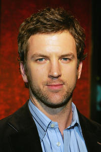 Josh Randall at the third season DVD launch event and season five wrap party of