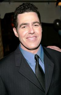 Adam Carolla at the Comedy Central Bar Mitzvah Bash after party.