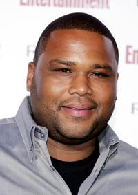 Anthony Anderson at the Entertainment Weekly's 5th Annual Pre-Emmy Party.