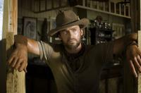 Hugh Jackman as The Drover in