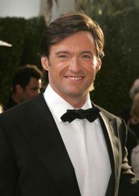 Hugh Jackman at the 2007 Vanity Fair Oscar Party.