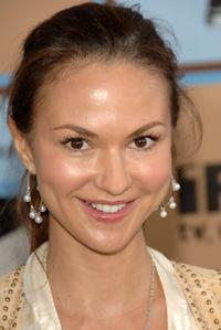 Svetlana Metkina at the Film Independent's 2006 Independent Spirit Awards.