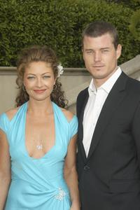 Rebecca Gayheart and Eric Dane at the Chrysalis Third Annual Butterfly Ball.