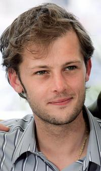 Nicolas Duvauchelle at the photo call of the
