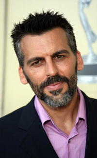 Oded Fehr at the BAFTA/LA-academy of Television Arts and Sciences Tea Party.