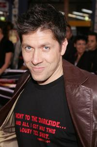 Ray Park at the fan screening of