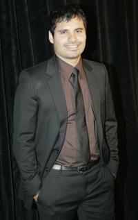 Michael Pena at the Imagen Awards.