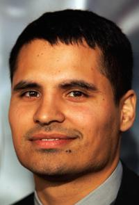 Michael Pena at the premiere of