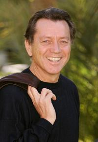 Bernard Giraudeau at the photo call at the 4th edition of the International Film Festival.