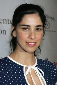 Sarah Silverman at the UCLA's Jonsson Cancer Center Foundation's
