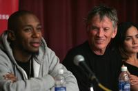 Scott Glenn, Mos Def and Alice Braga at the 5th Annual Tribeca Film Festival press conference of