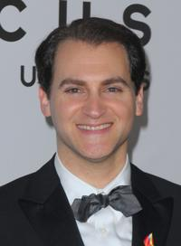Michael Stuhlbarg at the after party of NBC, Universal Pictures And Focus Features Golden Globes.