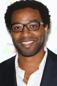 Chiwetel Ejiofor at the First Light Awards in London.