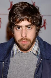 Adam Goldberg at the Love Letters To America: Working Playground Benefit.