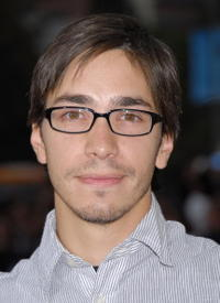 Justin Long at the L.A. premiere of