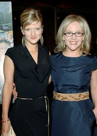 Arden Myrin and Rachael Harris at the Los Angeles Premiere of