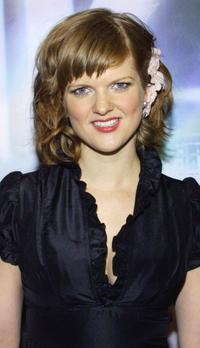 Arden Myrin at the WB Network's 2003 Winter Party.