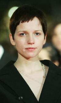 Julia Hummer at the premiere of