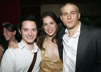 Elijah Wood, Director Lexi Alexander and Charlie Hunnam at the after party of the premiere of