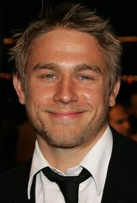 Charlie Hunnam at the Los Angeles premiere of