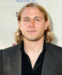 Charlie Hunnam at the series premiere screening of