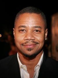 Cuba Gooding, Jr. at the Hollywood premiere of