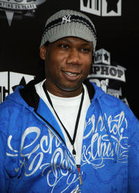 KRS-One at the 2009 VH1 Hip Hop Honors in New York.