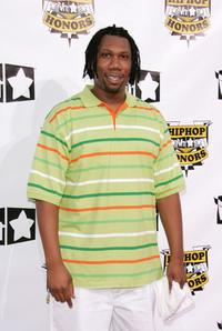 KRS-One at the 4th Annual VH1 Hip Hop Honors ceremony.