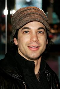 Adam Garcia at the UK premiere of