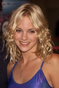 Anna Faris at the premiere of