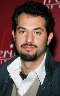 Guy Oseary at the Frederick's of Hollywood 2006 Spring Fashion Show.
