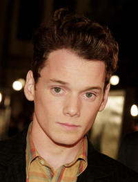 Anton Yelchin at the L.A. premiere of