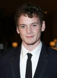 Anton Yelchin at the 58th ACE Eddie Awards.