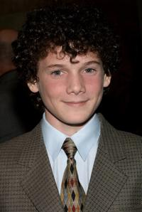 Anton Yelchin at the Los Angeles film premiere of