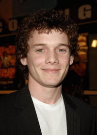 Anton Yelchin at the Hollywood premiere of