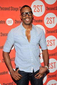 Colman Domingo at the Off-Broadway opening night of