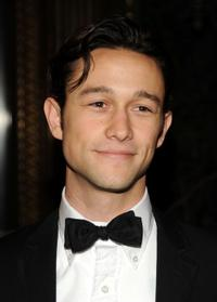 Joseph Gordon-Levitt at the American Museum of Natural History.