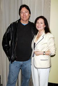 Richard Hatch and Karen Gorney at the 10th Annual Big Apple National Comic Book, Toy & Sci-Fi Expo.