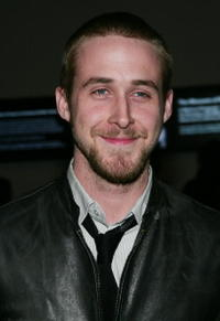 Ryan Gosling at A Work In Progress: An Evening With Marc Forster at The Museum of Modern Art in N.Y.