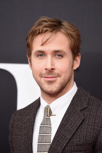 Ryan Gosling at the New York premiere of