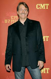 Jeff Foxworthy at the 2007 CMT Music Awards.