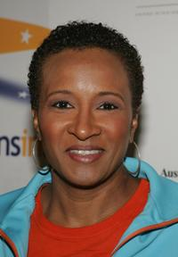 Wanda Sykes at the Australians in Film Breakthrough Awards.