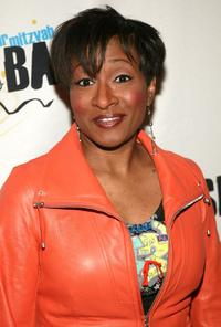 Wanda Sykes at the Comedy Central Bar Mitzvah Bash.