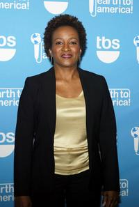 Wanda Sykes at the taping of the television special