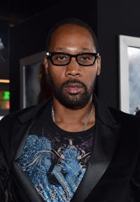 RZA at the California premiere of
